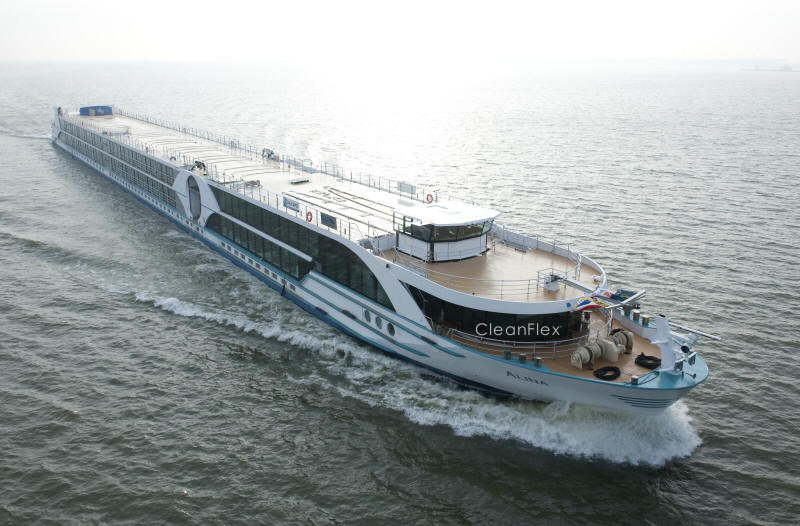 passagiersboot glascoating pagina